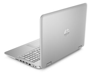 "Notebook HP Envy x360 15-u200nc / 15.6"" / Intel Core i5-5200U 2.7GHz / 8GB / 256GB SSD / Intel HD / W8.1 / Stříbrný"