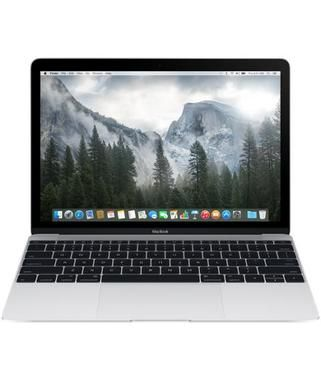 "Ultrabook Apple MacBook 12"" CZ Silver 2015 / Intel Core M 1.2GHz / 8GB / 512GB SSD / Intel HD5300 / OS X El Capitan"