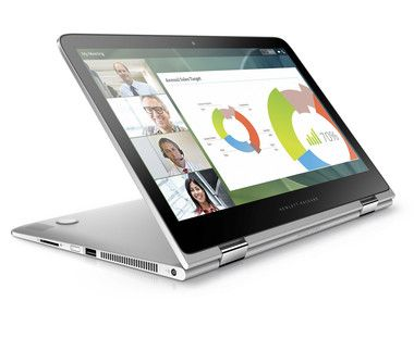 "Notebook HP Spectre Pro x360 / 13.3"" Touch / Intel Core i5-5300U 2.3GHz / 8GB / 256GB SSD / Intel HD / W8.1"