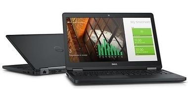 "Notebook DELL Latitude E5550 / 15.6""FHD / Intel Core i7-5600U 2.6GHz / 8GB / 1TB / Intel HD 5500 / W7P+W8P / šedý"