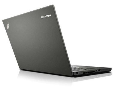 "Notebook Lenovo ThinkPad T450 / 14"" / Intel Core i7-5600U 2.6GHz / 8GB / 256GB / Intel HD 5500 / W7P+W8P / černá"