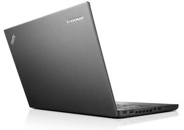"Notebook Lenovo ThinkPad T450s / 14"" / Intel Core i5-5300U 2.3GHz / 8GB / 256GB SSD / Intel HD 5500 / W8.1P / černá"