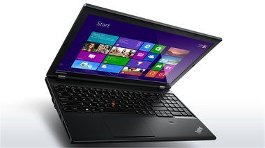 "Notebook Lenovo ThinkPad L540 / 15.6"" / Intel Core i5-4210M 2.6GHz / 4GB / 500GB / Intel HD 4600 / DVD / W7P+W8.1P"