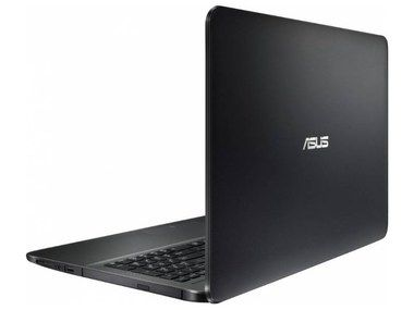 "Notebook ASUS X554LJ-XO092H / 15.6"" HD / Intel i5-5200U 2.2GHz / 4GB / 1TB / GF 920M 2GB / DVDRW / Win8.1 / černá /W10 upgrade fr"