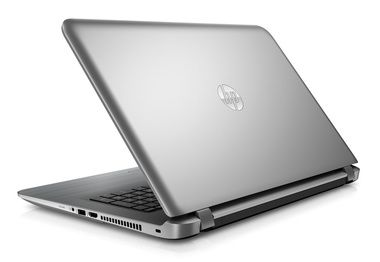 "Notebook HP Pavilion 17-g000nc / 17.3""HD+ / Intel Pentium 3825U 1.9GHz / 4GB / 500GB / Intel HD / Win 8.1 / stříbrná"