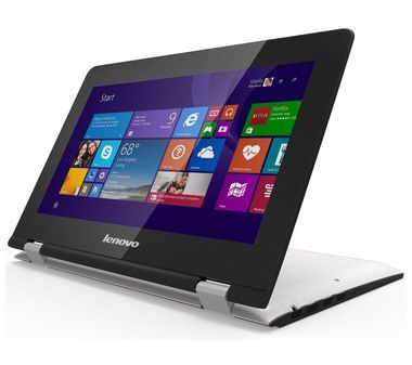 "Notebook Lenovo IdeaPad Yoga 500 / 14"" Touch / Intel Core i5-5200U 2.2GHz / 8GB / 1TB+8GB / Nvidia 940M 2B / W8.1 / Černý"