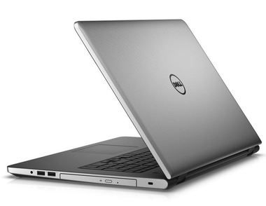 "Notebook DELL Inspiron 17 (5758) / 17.3"" HD+ / i3-4005U / 4GB / 1TB / 2 GB nVidia 920M / Win 8.1 / stříbrný / 2YNBD"
