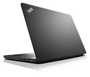 "Notebook Lenovo ThinkPad E550 / 15.6""HD matný / i3-4005U / 4GB / 500GB / Intel HD / DVD±RW /  Win8.1 / černý / výprodej"