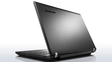 "Notebook Lenovo E50-80 / 15.6"" / Intel Core i3-5010U 2.1GHz / 4GB / 500GB+8GB SSHD / DVD / Intel HD / W8.1 / Černý"