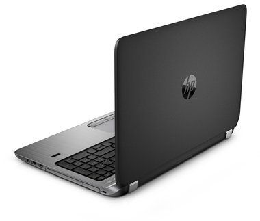 Notebook HP ProBook 450 G2 / Intel Celeron 3205U 1.5GHz / 15.6 / Intel HD / 4GB / 1TB / DVDRW / FpR / WiFi / BT / Win10