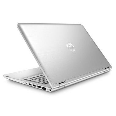 "Ultrabook HP ENVY x360 15-w101nc / 15.6"" / Intel i7-6500U 2.5GHz / 8GB / 1TB / GF 930M 2 GB / HDMI / Win10 / stříbrná"
