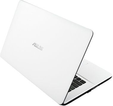 "Notebook ASUS F751LB-T4182T / 17.3"" FHD / Intel Core i7-5500U 2.4GHz / 12GB / 1TB / GF 940M 2GB / DVD / Win 10 / bílá"