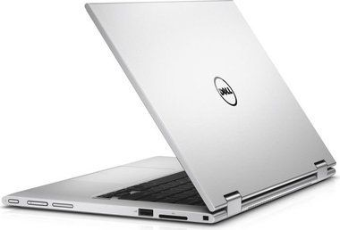 "Notebook DELL Inspiron 13z (7347) 2in1 / 13.3"" Touch / HD / i3-4030U / 4GB / 500GB / Intel HD / Win 8.1 / stříbrný / 3YNBD"