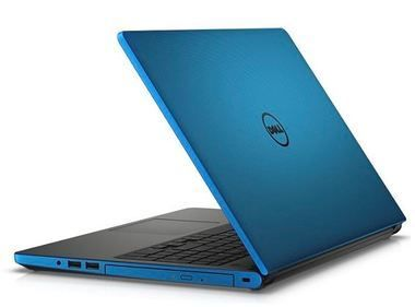 "Notebook DELL Inspiron 15 (5558) / 15.6"" HD / i3-5005U 2GHz / 4GB / 1TB / Intel HD 5500 / Win8.1 64bit / modrý / 2YNBD"