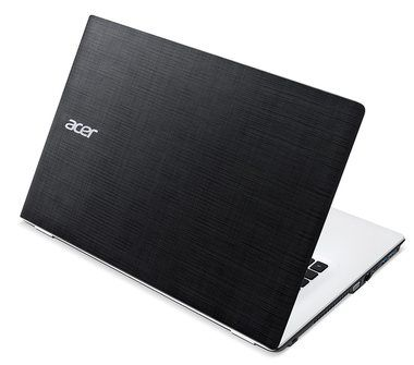"Acer Aspire E 17 (E5-772-39GH) / 17.3""FHD / Intel i3-5005U 2.0GHz / 4GB / 1TB / Intel HD / DVD / W10 / bílá"
