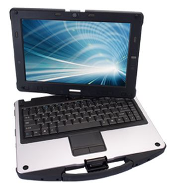 "Notebook Durabook U12Ci  / 12.1""WXGA / Intel Core i5-3337U 1.8GHz / 2GB / 500GB / Intel HD 4000 / FpR / W7Pro"