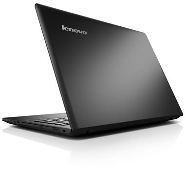 "Notebook Lenovo IdeaPad 300 / 15.6""HD / Intel Pentium N3700 1.6GHz / 4GB / 1TB / Intel HD / DVD+-RW / W10 / Černý"