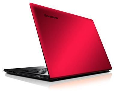 "Notebook Lenovo IdeaPad G50-80 / 15.6"" HD / Intel Core i5-5200U 2.2GHz / 4GB / 1TB / Intel HD / DVD+-RW / W10 / Červený / výprodej"