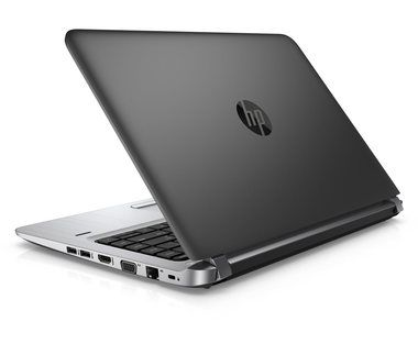 "Notebook HP ProBook 430 G3 / 13.3""HD / Intel Core i5-6200U 2.3GHz / 4GB / 256GB SSD / Intel HD / FpR / Win 10 Pro downgraded"