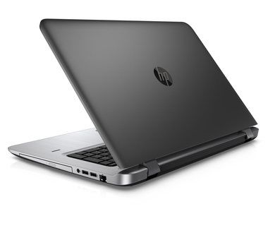 "Notebook HP PROBOOK 470 G3 / 17.3"" FHD / Intel i5-6200U 2.3GHz / 4GB / 256GB SSD / AMD R7 M340 2GB / DVD / FPR / W10P Downgraded"