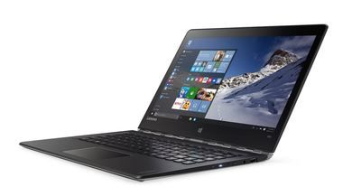 "Notebook Lenovo Yoga 900 / 13.3"" QHD+ / Intel Core i7-6500U / 8GB / 512GB SSD / Intel HD / W10 Pro / Stříbrný"