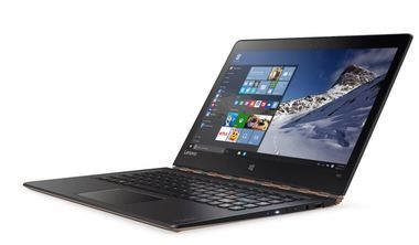 "Notebook Lenovo Yoga 900 / 13.3"" QHD+ / Intel Core i7-6500U / 8GB / 512GB SSD / Intel HD / W10 / Zlatý"