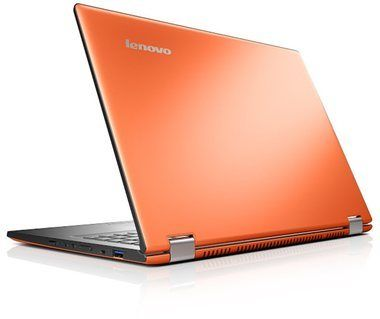 "Ultrabook Bazar - Lenovo Yoga 2 / 13.3"" Touch FHD / Intel Core i5-4210U 2.7GHz / 8GB / 256GB SSD / Intel HD / Win8.1 / Oranžová"