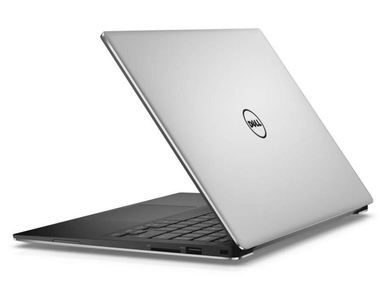 "Ultrabook DELL XPS 13 (9350) / 13.3"" FHD / Intel Core i5-6200U 2.3GHz / 4GB / 128GB SSD / Intel HD / Win10 / stříbrná  / 2YNBD"