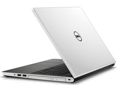 "Notebook Zánovní - DELL Inspiron 15 (5558) / 15.6"" HD / i3-4005U / 4GB / 500GB / nVidia GeForce 920M 2GB / Win8.1 / bílý / 2YNBD / bazar"