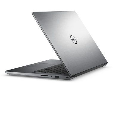 "Notebook DELL Vostro 5459 / 14"" HD / Intel i5-6200U 2.3GHz / 4GB / 500GB / nVidia 930M 4GB / Win 8.1 Pro / stříbrná / 3YNBD"