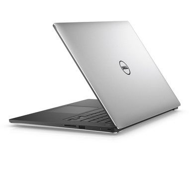 "Notebook DELL XPS 15 (9550) stříbrný / 15.6"" FHD / i5-6300HQ / 8GB / 1TB+32GB SSHD / GTX 960M 2GB / W10 Home / 2YNBD"