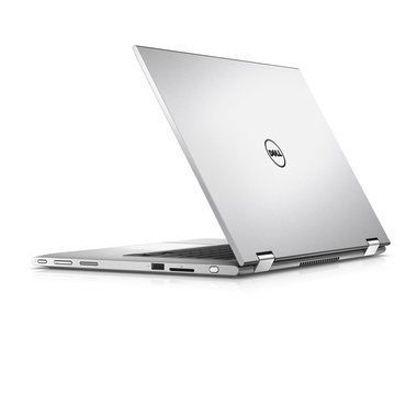 "Notebook DELL Inspiron 13z (7359) / 13.3"" Touch / Intel Core i7-6500U/ 8GB / 256GB SSD / BT / Win 10 MUI / stříbrná  / 2YNBD"