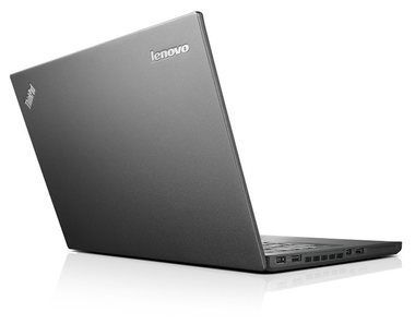 "Notebook Lenovo ThinkPad T450s / 14"" FHD / Intel i5-5300U 2.9GHz / 12GB / 256GB SSD / Intel HD 5500 / W7P+W10P / černá"