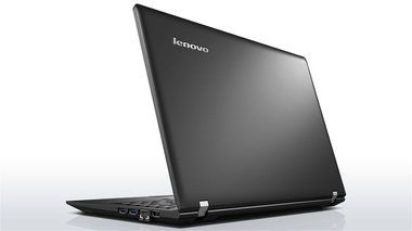 Notebook Lenovo E31-80 / 13.3 FHD / Intel Core i5-6200U 2.3GHz / 4GB / 500+8GB SSHD / Intel HD / W10 / Černý