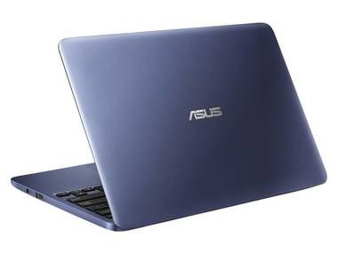 "Notebook ASUS EeeBook E200HA-FD0004TS / 11.6""HD / Intel Atom x5-Z8300 1.44GHz / 2GB / 32GB eMMC / Intel HD / W10 / modrá"