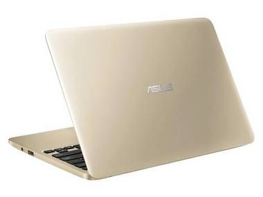 "Notebook ASUS EeeBook E200HA-FD0006TS / 11.6""HD / Intel Atom x5-Z8300 1.44GHz / 2GB / 32GB eMMC / Intel HD / W10 / zlatá"