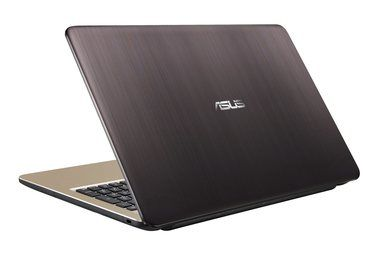 "Notebook ASUS F540SA-DM042T / 15.6"" FHD / Intel Celeron N3050 1.6GHz / 4GB / 1TB / Intel HD / DVDRW / W10 / černá"