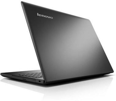 "Notebook Lenovo IdeaPad 100-15IBD / 15.6"" HD / Intel Core i3-5005U 2GHz / 4GB / 1TB / Nvidia 920M 2GB / W10 / Černý"
