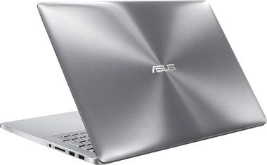 "Notebook ASUS Zenbook UX501VW-FJ006R / 15.6"" UHD 4K IPS Touch / Intel i7-6700HQ 2.6GHz / 16GB / 512GB SSD / GTX 960M 4GB / W10P"