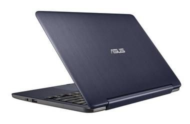 "Notebook ASUS Transformer Book Flip TP200SA-FV0130T / 11.6""HD IPS / Intel Pentium N3700 1.6GHz / 4GB / 64GB eMMC / W10 / modrá"