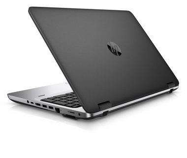 "Notebook HP ProBook 650 G2 / 15.6"" HD / Intel Core i5-6200U 2.3GHz / 4GB / 500GB / Intel HD / DVDRW / FpR / W7+W10P"