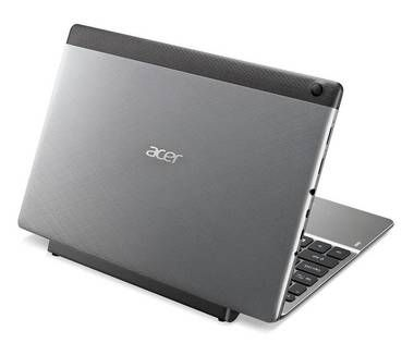 "Acer Aspire Switch 10 V LTE / 10.1"" WXGA Touch / Intel Atom x5-Z8300 1.44GHz / 2GB / 32GB eMMC / W10 / šedá"