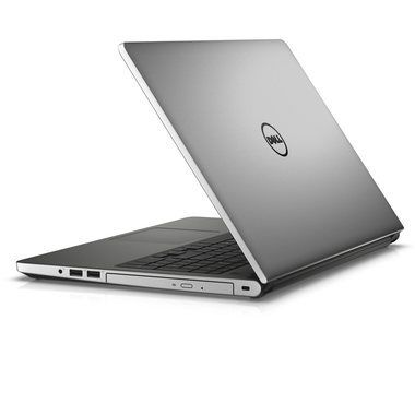 "Notebook DELL Inspiron 15 (5559) / 15.6""FHD / Intel Core i5-6200U 2.3GHz / 8GB / 1TB / AMD R5M335 / W10 / stříbrný / 2YNBD"
