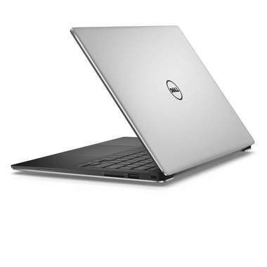 "Notebook DELL XPS 13 9350 / 13.3""FHD / Intel Core i5-6200U 2.3GHz / 8GB / 256GB SSD / Intel HD / Win 10 / stříbrná / 2RNB"