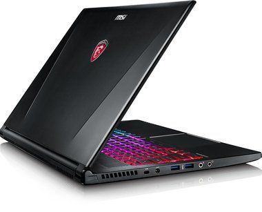 MSI GS60 6QC-295CZ Ghost / 15.6 FHD IPS / i7-6700HQ 2.6GHz / 16GB DDR4 / GTX960M 2GB / 128GB+1TB / W10