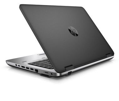 "Notebook HP PROBOOK 645 G2 / 14""HD / AMD A10-8700B 1.8GHz / 4GB / 500GB / AMD Radeon R6 / DVDRW / FpR / W7P / šedá"