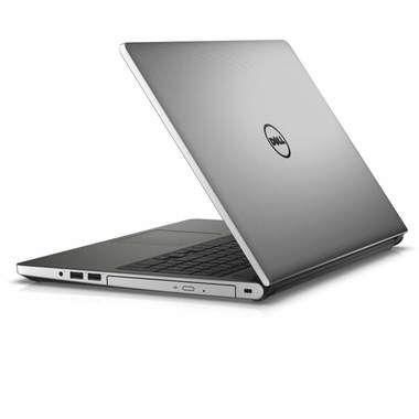 "Notebook DELL Inspiron 15 (5559) / 15.6"" FHD Touch / Intel Core i7-6500U / 8GB / 1TB / R5 M335 4GB / Win10 Pro / stříbrný / 3YNBD"