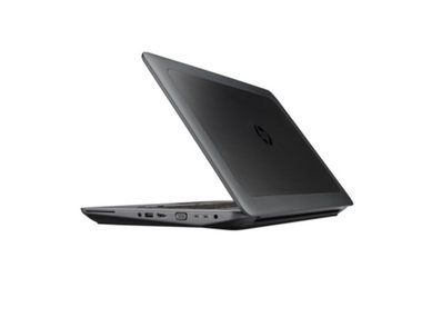 "Notebook HP ZBook 15 G3 / 15.6"" FHD / Intel i7-6700HQ 2.6GHz / 8GB / 500GB+8GB / AMD Firepro W5170M 2GB / bez OS / černá"