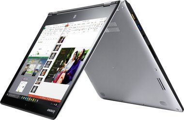 "Notebook Lenovo IdeaPad Yoga 700 / 14"" FHD Touch / Intel Core i5-6200U 2.3GHz / 8GB / 256GB SSD / 940M 2GB / W10 Pro / Stříbrný"
