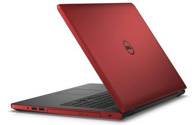 "Notebook DELL Inspiron 17 (5759) / 17.3"" HD+ / Intel Core i5-6200U 2.3GHz / 8GB / 1TB / R5 M335 2GB / Win 10 / červený / 2YNBD"